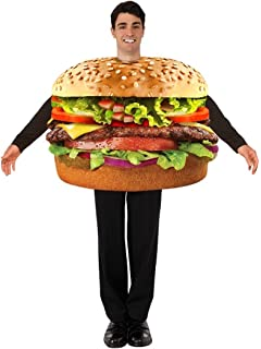 forum mens hamburger costume