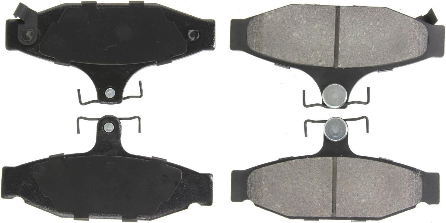 StopTech 309.04130 Street Performance Rear Brake Pad