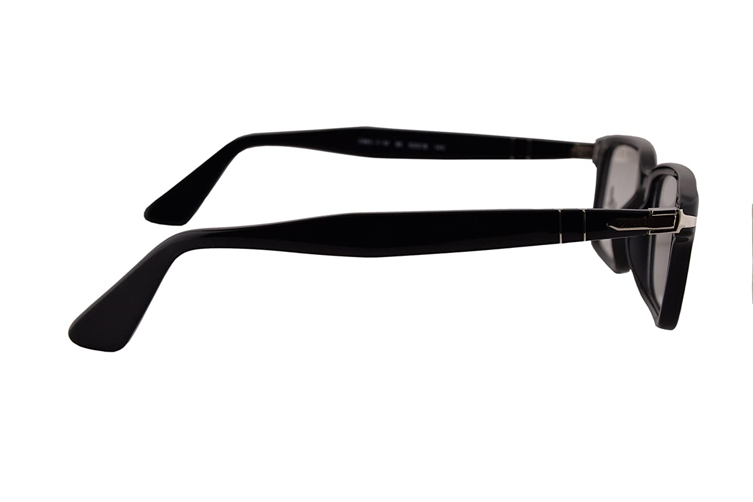 948cc9da76c07 Persol PO2965VM Eyeglasses 53-18-140 Black 95 PO2965-V-M (FRAME ONLY)   Amazon.ca  Clothing   Accessories
