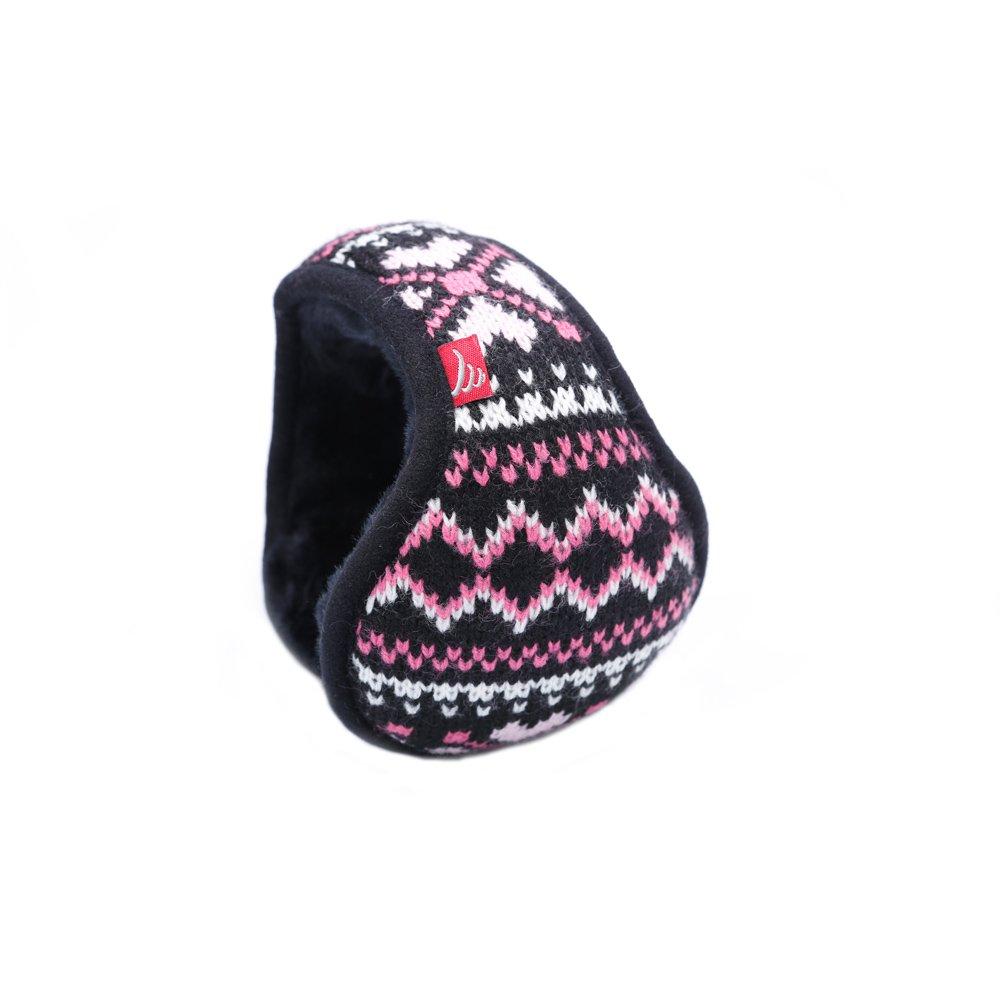 Unisex Fleece Earmuff Winter Ear Warmer Plush Warm Earmuffs Folding Earmuffs Back Wearing Ear Warmers 1234