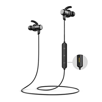 shop low cost fantastic savings SOUNDPEATS Bluetooth Headphones IPX8 Waterproof, Wireless Earbuds with  Magnetic Charging Contactor, APTX HD Audio CVC Noise Cancellation, 14 Hours  ...