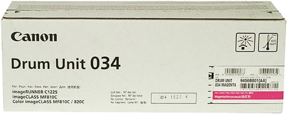 34,000 Yield Canon 9456B001AA Magenta Original Drum Unit