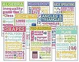 McDonald Publishing Math Chatter Chart