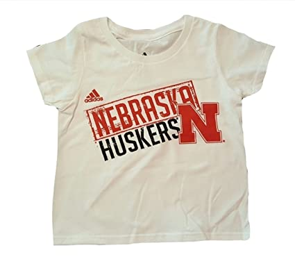 a9da484c9 Amazon.com: NCAA Nebraska Cornhuskers Toddler T-Shirt by Adidas ...