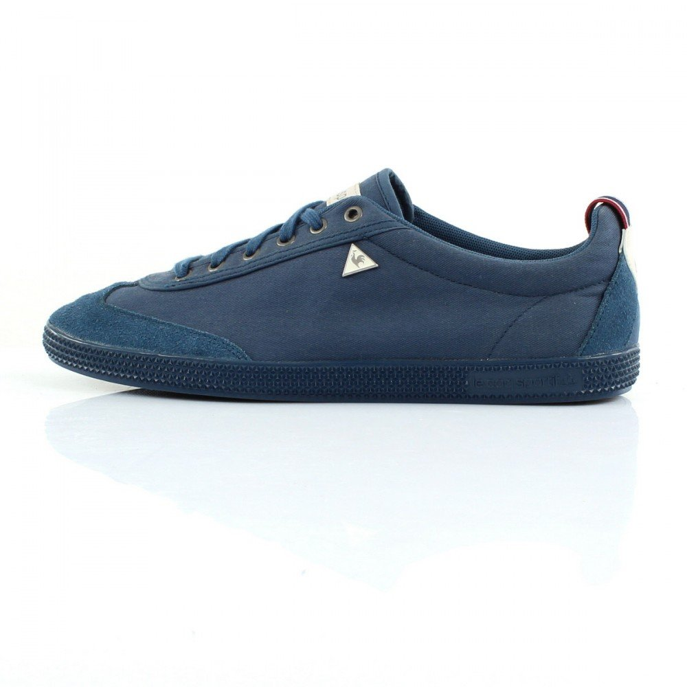 a3d6518fc9f2 Le Coq Sportif Men s Baskets Provencale 2 CVS Trainers Blue Size  5   Amazon.co.uk  Shoes   Bags