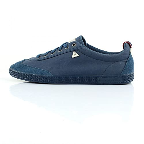 e7ac00ec56e7 Le Coq Sportif Men s Baskets Provencale 2 CVS Trainers Blue Size  5   Amazon.co.uk  Shoes   Bags