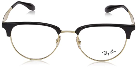 358fe4f9d6 Eyeglasses Ray-Ban Optical RX 6396 5784 BLACK GOLD  Amazon.ca  Clothing    Accessories