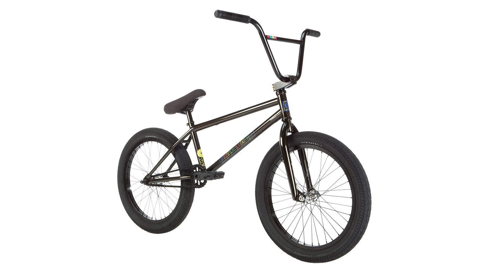 Fit 2019 BMX Mac Man Pac Black Bike