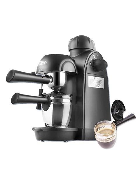 DTBA Máquina De Café Eléctrica Espresso Sola Taza De Espuma ...