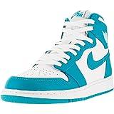 ddf16d01bf82 Amazon.com: Nike Air Jordan 1 Retro High OG UNC 2015 (13): Sports ...