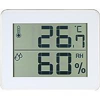 MagiDeal Mini Thermomètre Hygromètre Intérieur Digital avec Ecran LCD