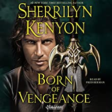 Born of Vengeance: The League: Nemesis Rising Audiobook by Sherrilyn Kenyon Narrated by Fred Berman