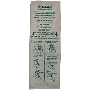 Bissell Pkbg25 Bags