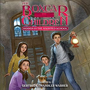 Hidden in the Haunted School Audiobook