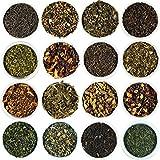 Darjeeling Castleton Estate Tea Sampler. Choose From 68 Varieties Of Loose Leaf Tea. Gourmet Tea Sampler Makes 3-5 Servings. Beantown Tea & Spices Brand. (Darjeeling Castleton Estate)