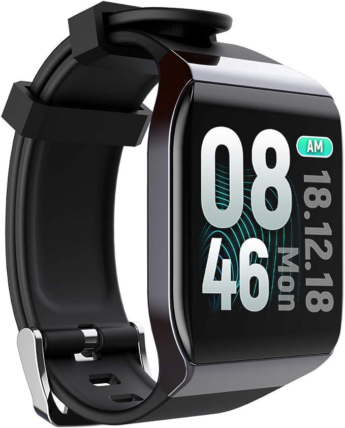 Fierro Smartwatch Reloj Inteligente para iPhone y Android ...