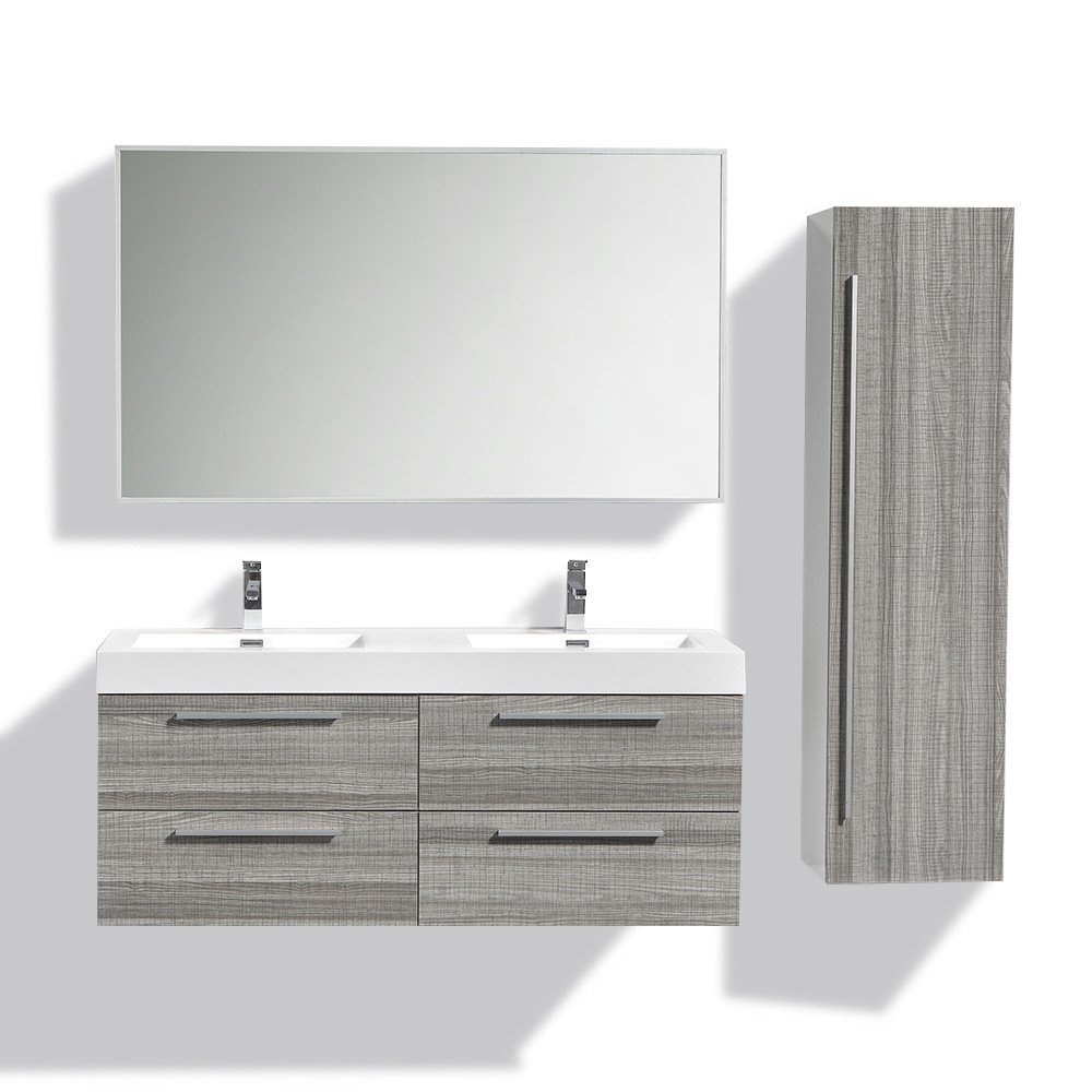 Salle De Bain Azzura ~ interougehome ensemble de salle de bain double vasque avec colonne