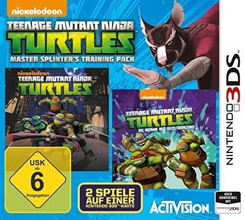 Activision Teenage Mutant Ninja Turtles Master Splinters ...