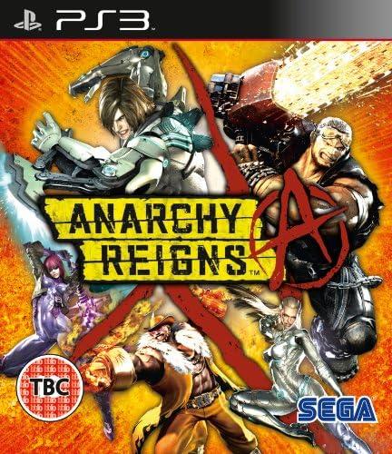Anarchy Reigns (PS3) [Importación inglesa]: Amazon.es: Videojuegos