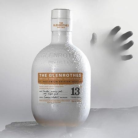 The Glenrothes 13 Años Edición Halloween Single Malt Whisky Escoces, 46.6% - 700 ml