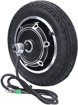 Keenso Motor de Cubo de Rueda de 10 Pulgadas, Neumático de 24/36 ...