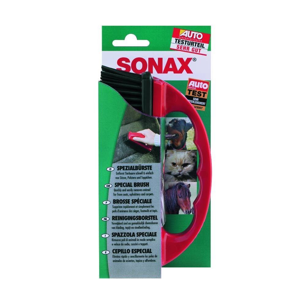 Sonax 491400 Pet Hair Brush