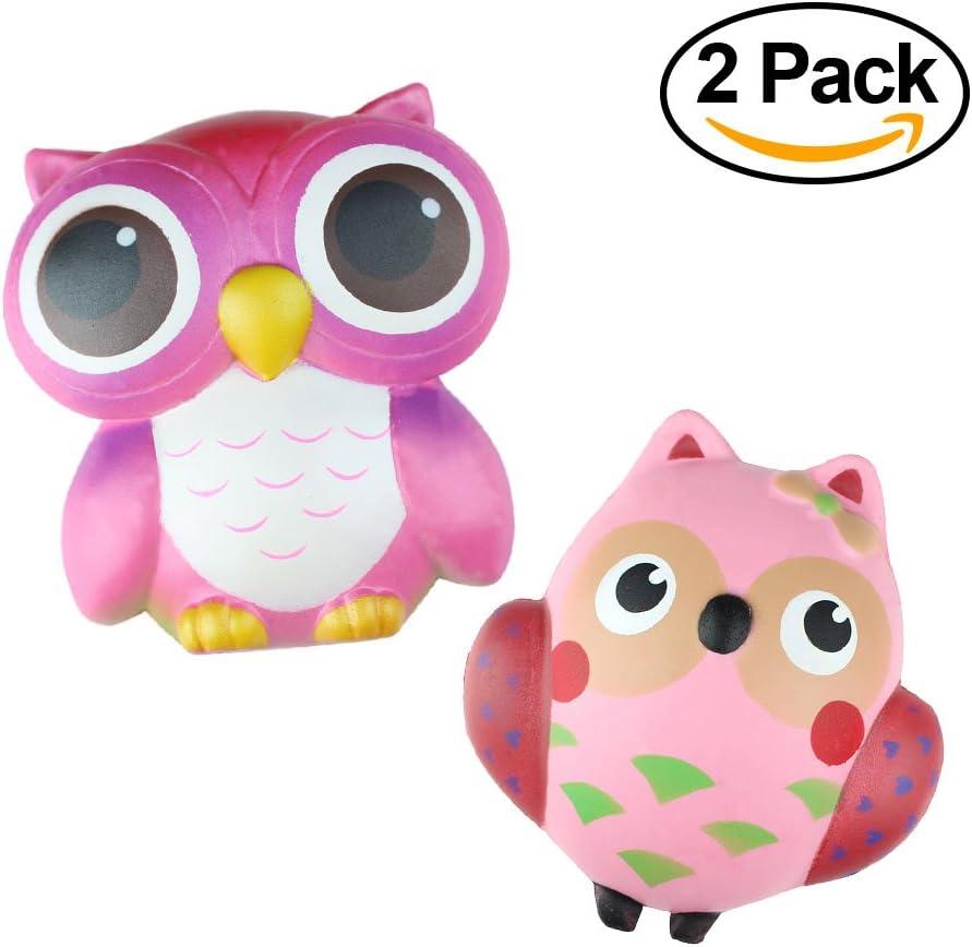 WeFidget Original Collectible Kawaii Slow Rising, Anti Stress and Anxiety, Squishy Toys