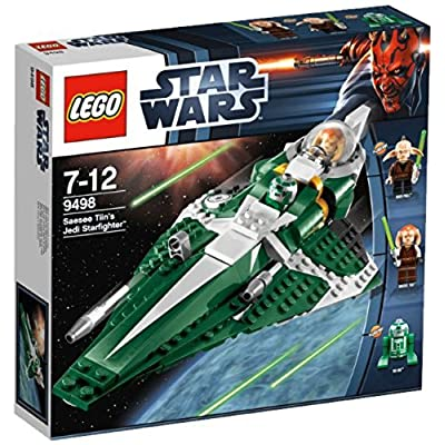 LEGO Star Wars Saesee Tiin's Jedi Starfighter: Toys & Games