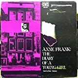 ELINOR BASESCU ANNE FRANK THE DIARY OF A YOUNG GIRL vinyl record