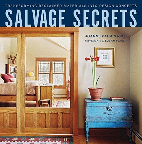 Salvage Secrets: Transforming Reclaimed Materials into Design - Denton Malls