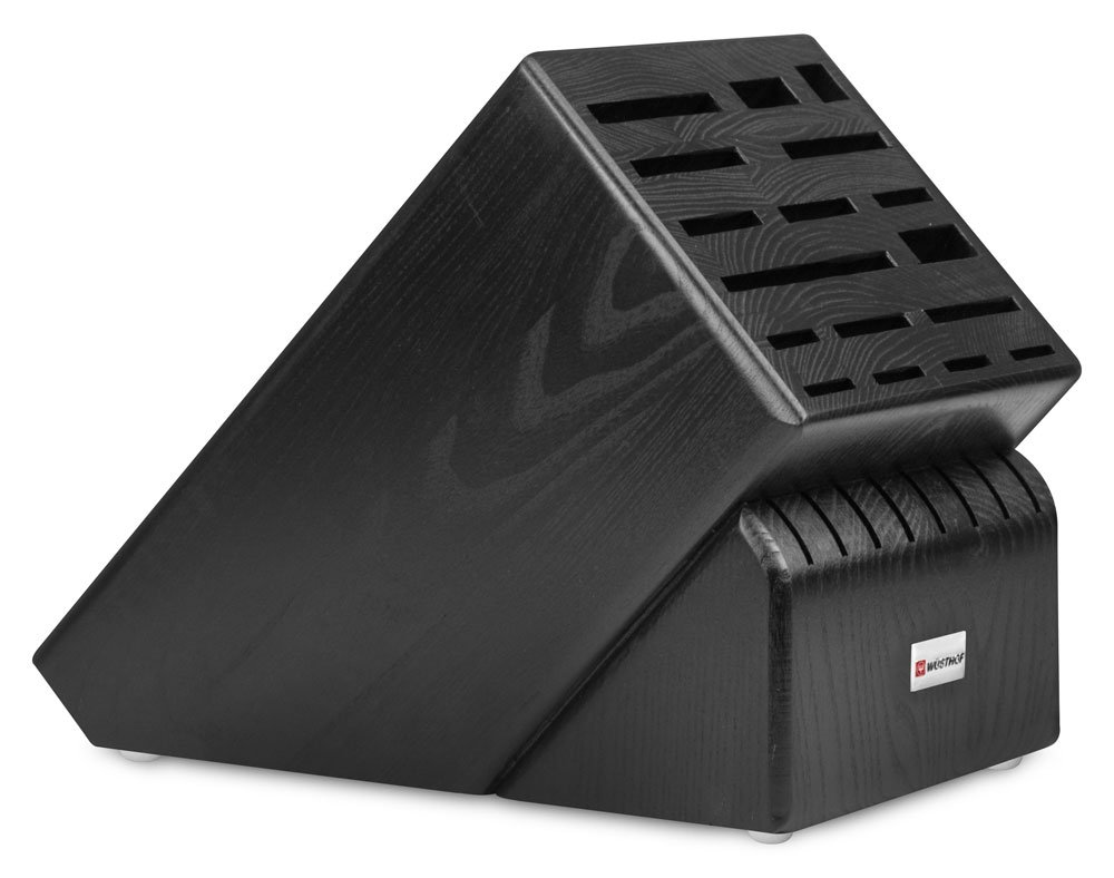 Wusthof 25-slot Black Knife Block