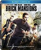 Brick Mansions Blu-ray