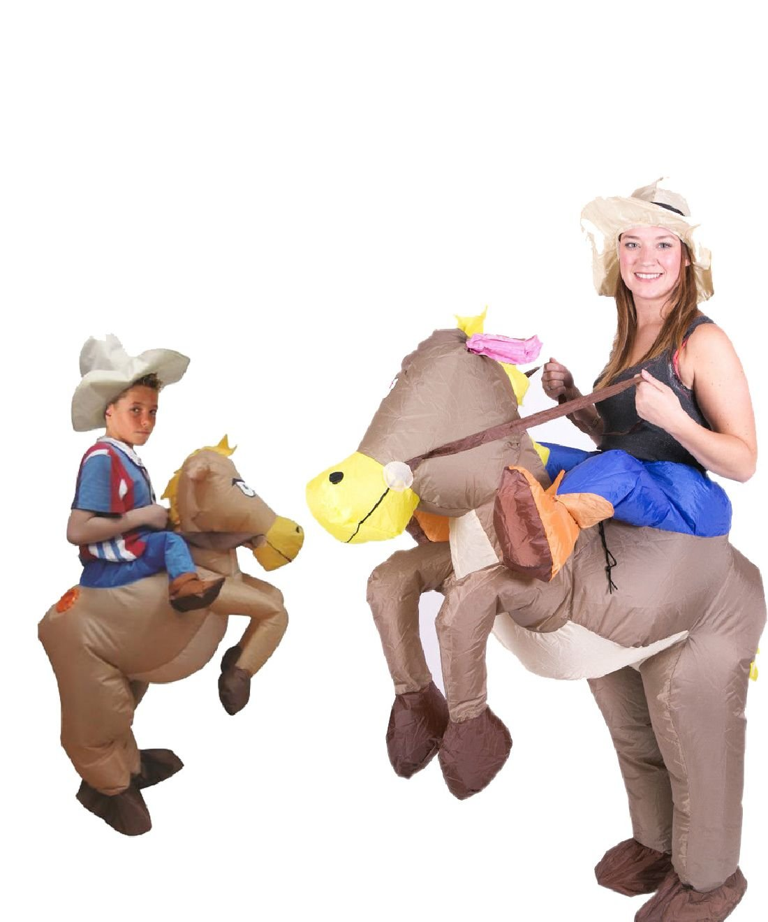 Easter Jumpsuit Venice Carnival Animal Inflatable Cowboy Purim Party Dress