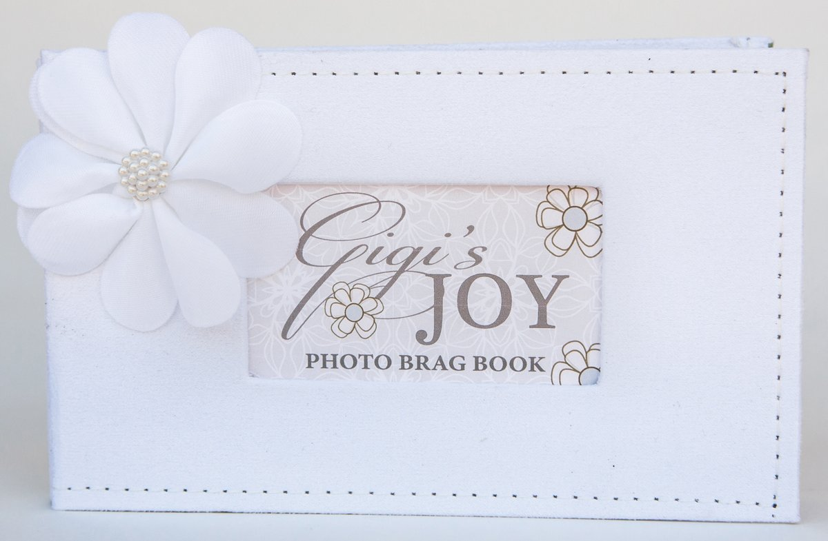 Gigi's Joy Brag Book Gigi' s Joy Brag Book Grandparent Gift Co.