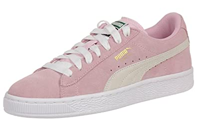 91b15b238c Puma Suede Jr, Baskets Basses Fille: Amazon.fr: Chaussures et Sacs