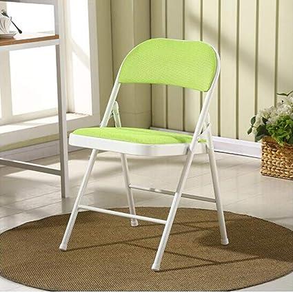 Sillas plegables CJC sillas para Oficina casa Camping jardín ...