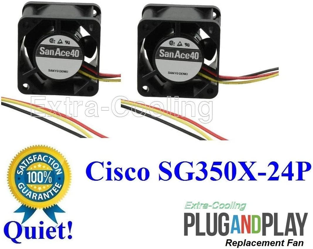 1x new replacement fan for Cisco SG350X-24