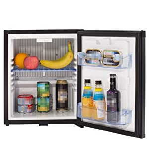 Generic Absorption Portable Refrigerator 110V 12V Hotel Mini Bar Low Noise Beverage beer Cooler Vehicle RV Boat Car