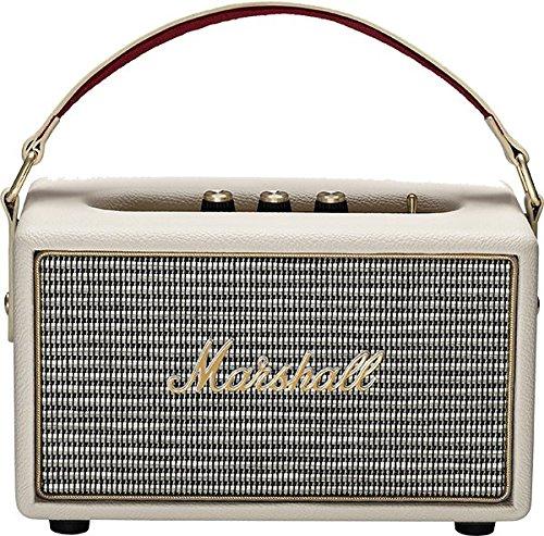 Marshall Kilburn Portable Bluetooth Speaker, Cream (4091190)
