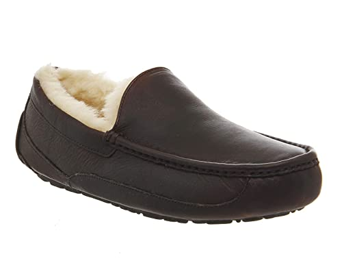 3c6efd3b123e UGG Men s Ascot Slipper  Ugg  Amazon.ca  Shoes   Handbags