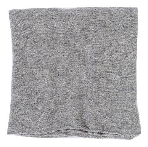 Samuji Women's Cashmere Shawl Melange Os Grey by Samuji