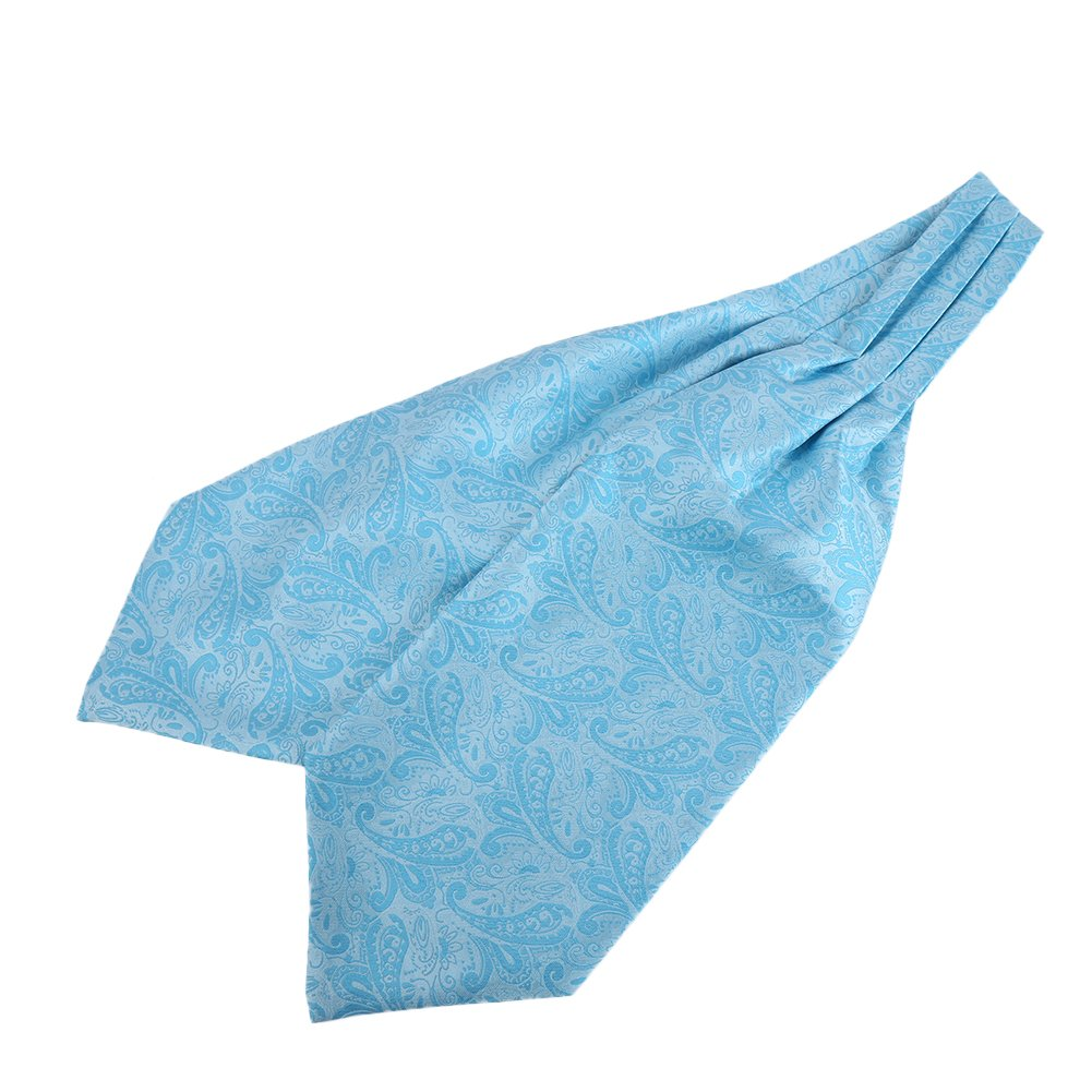 ETOSELL Mens Retro Long Scarves/Cravat Ascot Ties
