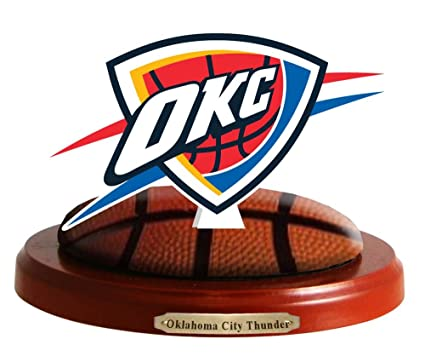 Memory Company NBA Oklahoma City Thunder 3D Logo One Size Multicolor