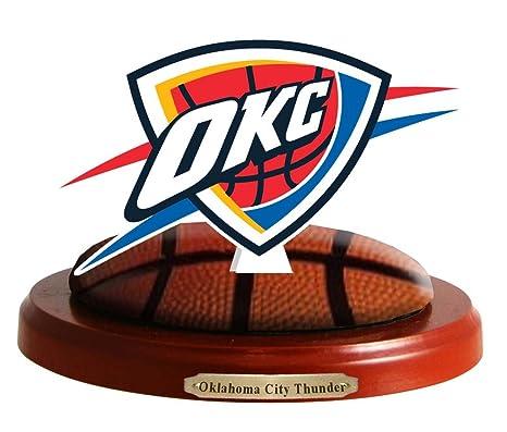NBA Oklahoma City Thunder 3D Logo One Size Multicolor