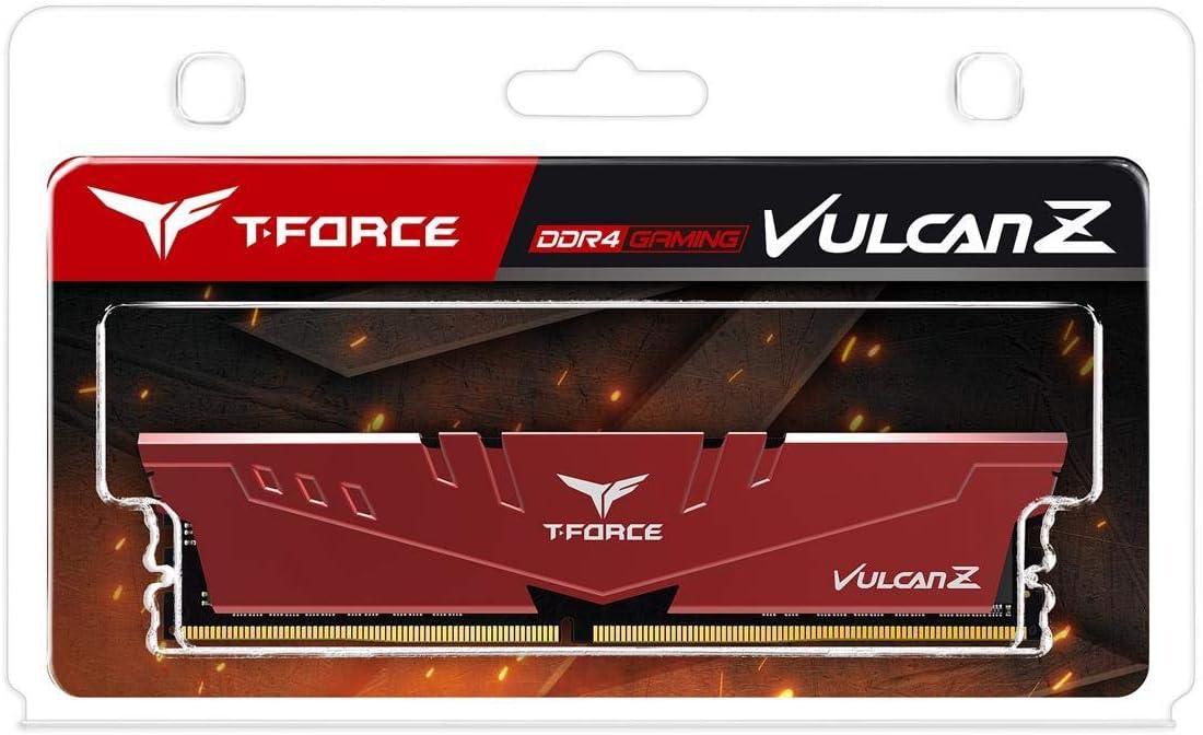 Teamgroup T Force Vulcan Z 8gb Ddr4 3200 Pc4 25600u Computer Zubehör