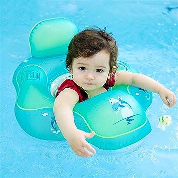 WANGYANNING Anillo de baño para bebés con Flotador de Asiento ...