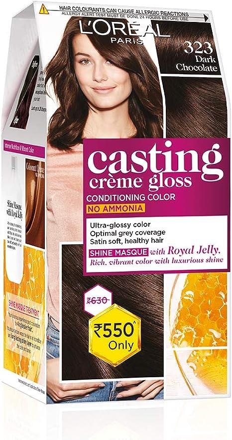 L Oréal Paris – Casting creme gloss, 87.5g + 72ml con Ayur producto en Combo