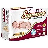 Pañales Huggies Supreme Paquete 120 Etapa 1 Unisex