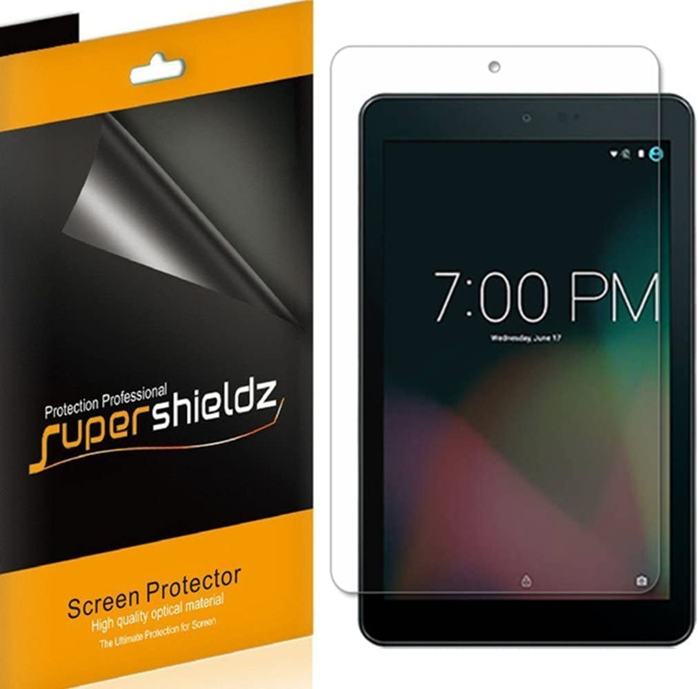 (3 Pack) Supershieldz for Sprint Slate 10 inch Screen Protector, High Definition Clear Shield (PET)