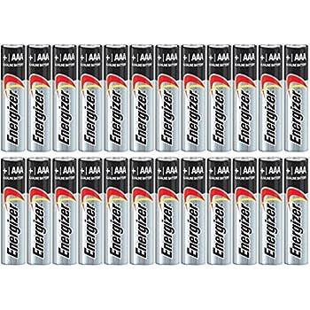 Amazon.com: Energizer Max Alkaline AAA Batteries 8 ea